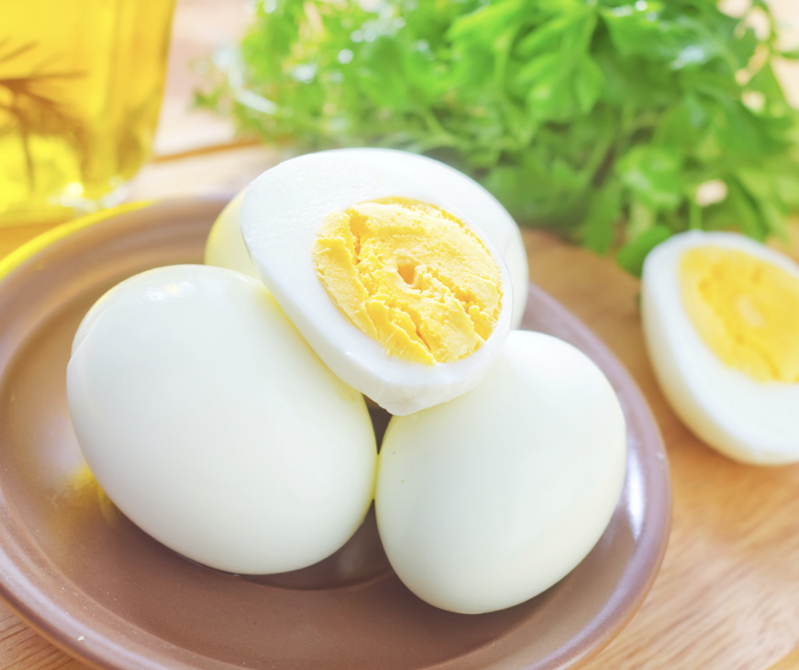 Eggs are good food
