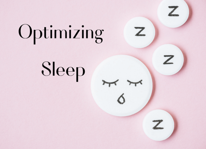 Vitamin Z. Optimizing Sleep
